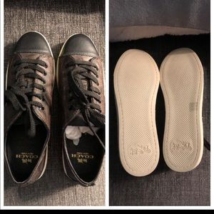 Coach Sneakers new size 8